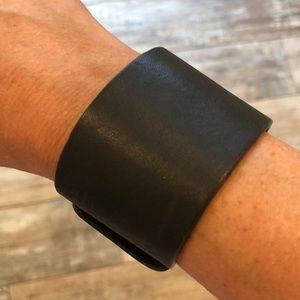 Dr Martens leather strap bracelet